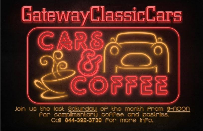 Gateway Classic Cars and Coffee Cruise @ Gateway Classic Cars of Nashville | La Vergne | Tennessee | United States